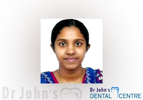 Dr Anna Roy Dentist OnlineAppointment Trivandrum